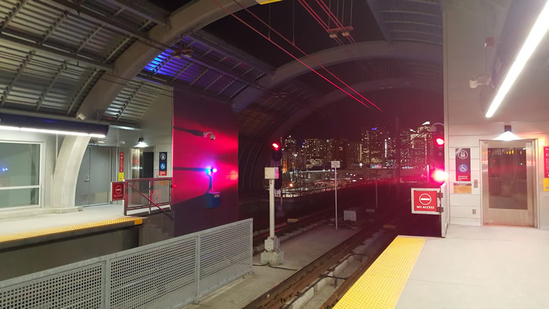 Calgary CTrain photo - 69th Street line